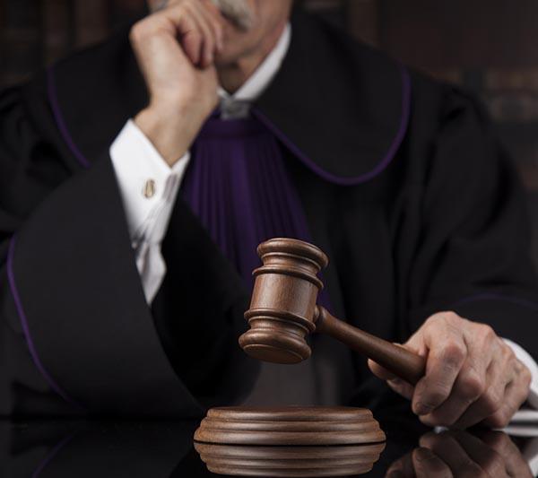 judge small