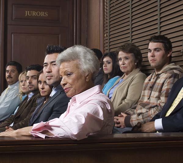 jury small