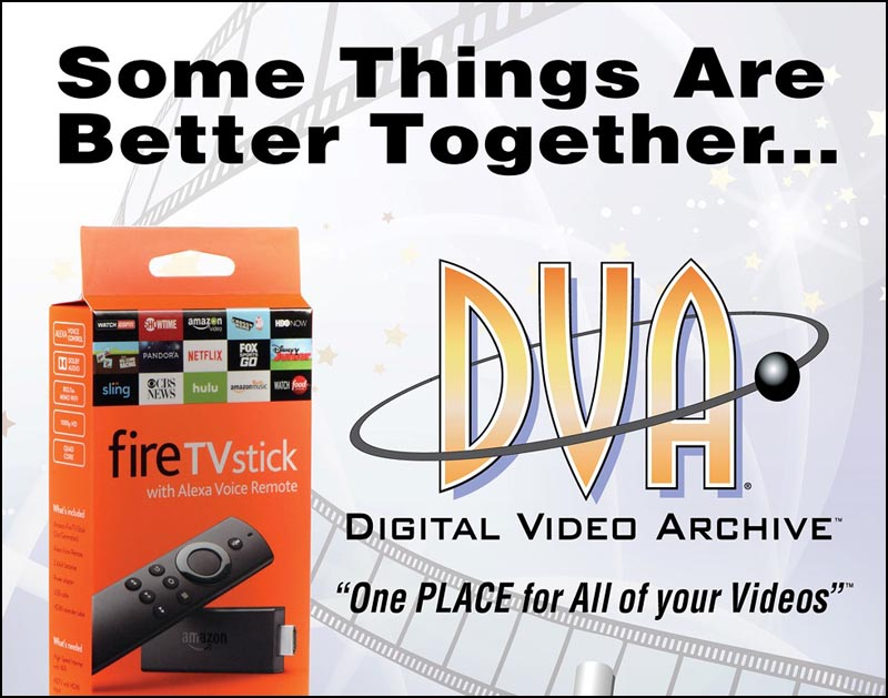 digital video archive amazon
