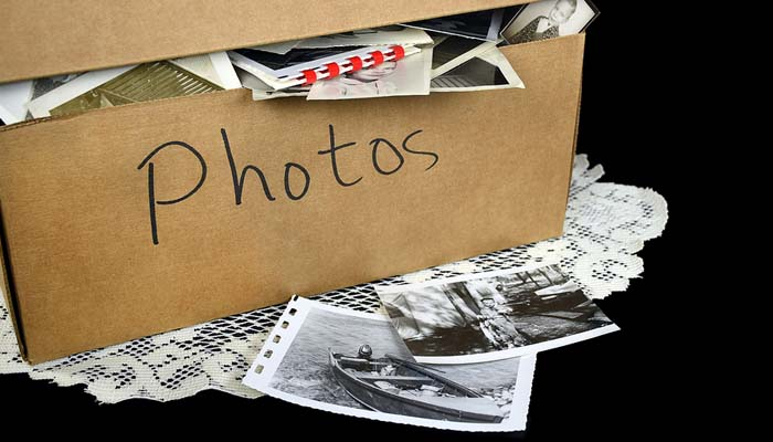 box photos