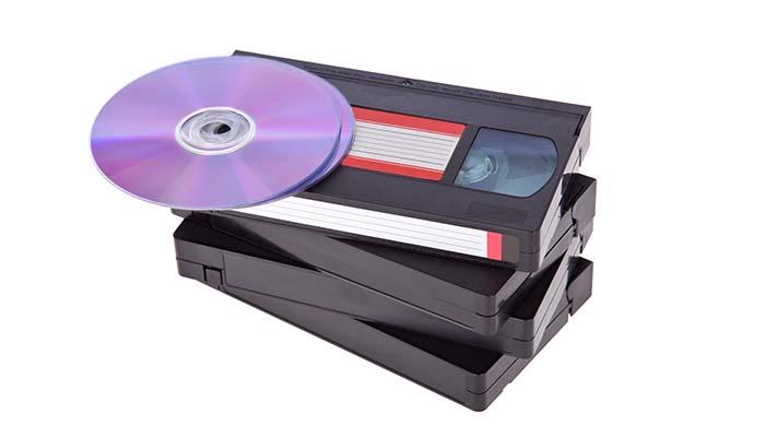 video to dvd big