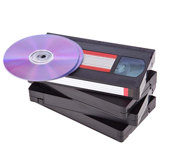 video to dvd small
