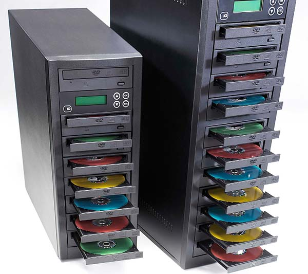 dvd duplication small
