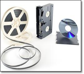 Video Services - Home Movie Transfer